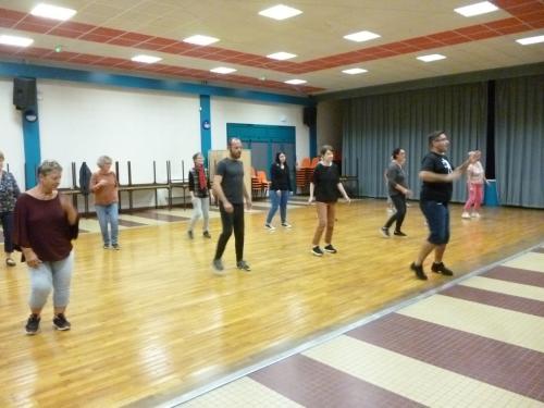 danse en ligne, qi gong, foyer rural durdat larequille